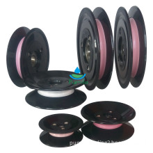 Wire Cable Pulley Wheels Plastic Flanged Ceramic Pulley