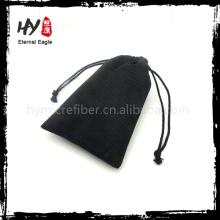 Нет-застенчивый нетканые строку мешок, черный нетканый шнурок мешок, нетканые drawstring сумка