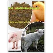 Harina de pescado en polvo de proteína para animales
