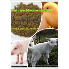 Proteína em pó farinha de peixe para animais