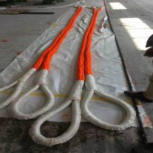 China for Mooring Rope Tails Double Braided Nylon Mooring Tails export to Czech Republic Manufacturers