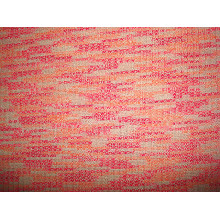 Tejido Tr Space Dye Rib Jersey