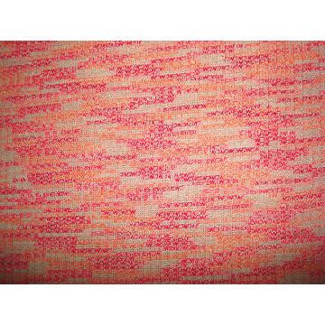 Tr Space Dye Rib Jersey Fabric