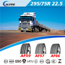 Heavy Truck Tyre Radial Bus Tire (295/75R22.5)