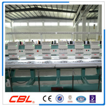 High production new condition cap and tubular embroidery machine