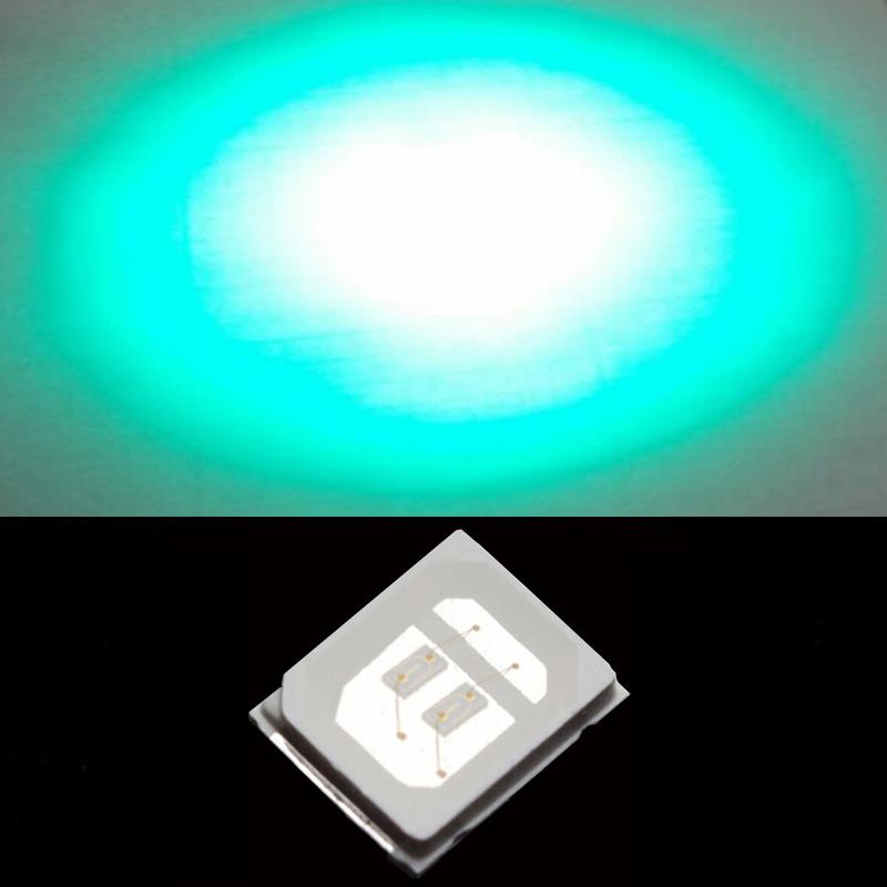 2835 green led