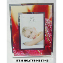 Paste Glass Children Picture Frame
