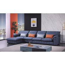 New Arrive Modern Design Fabric Home Leisure Sectional Sofa Furniture