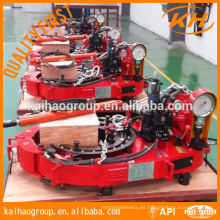 API 7K ZP127 / 25 hidráulica de energía tong campo de petróleo