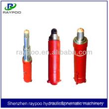 Cilindro hidráulico de 5 estágios