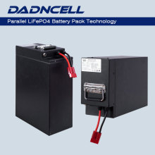 24V 104/208/416/1040Ah Modular Parallel LFP Cell for Solar Energy Storage LiFePO4 Battery Pack