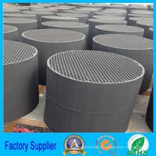 Prix de charbon actif de nid d'abeilles de purification d'air en Chine