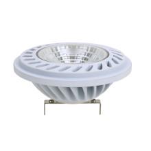 Refletor LED AR111 COB 13W 1050lm G53 AC100 ~ 265V branco habitação