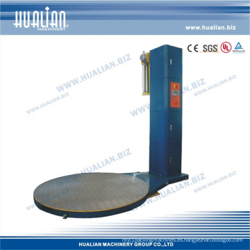 Envoltura automática del estiramiento de la plataforma de Hualian 2016 (HL-2100)