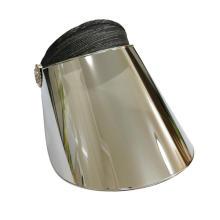 moda de alta qualidade senhoras confortáveis chapéu de sol tecido