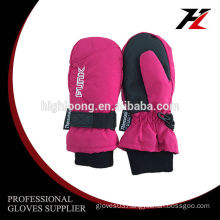 New design high quality toddler gloves with fingers