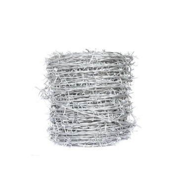 Pagar Double Barbed Galvanized
