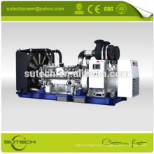 1000KVA/800KW MTU diesel generator with Germany original 16V2000G65 MTU engine