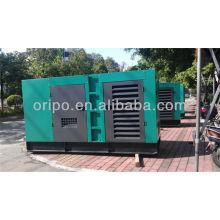 Дизельный двигатель 60Hz бесшумный 300kva генератор цена