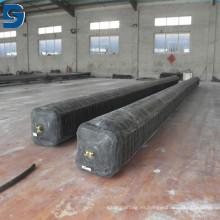 Globo de goma inflable de alta calidad para la fabricación de alcantarillas