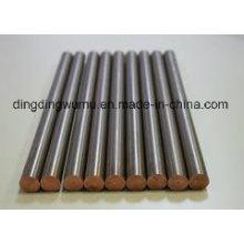 Produtos de alta qualidade da liga do metal do molibdênio de Tzm