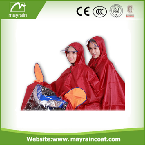 Poncho for Electric Bikes