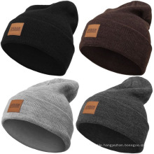 Winter Beanie Promotional Knitted Caps