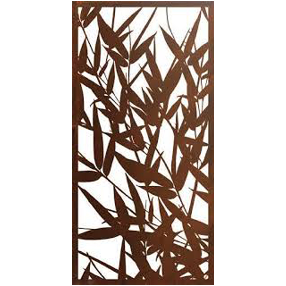 Laser Cut Metal Wall Screen