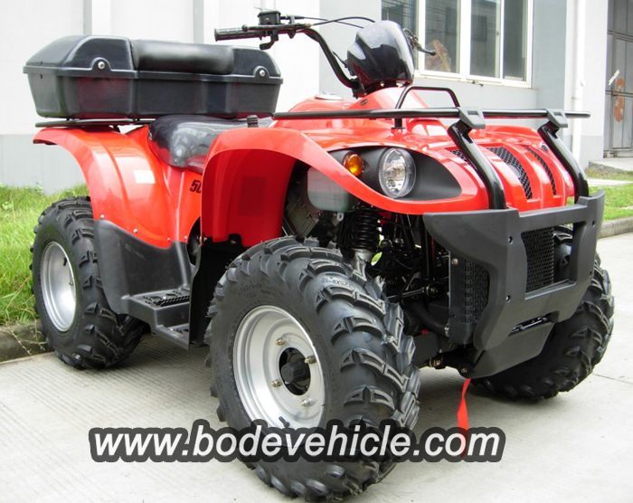 500cc quad bike