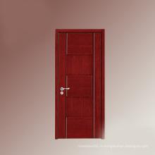 Porte en bois peinture à l'huile porte en bois laque peinture