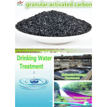 Preis für körnige Aktivkohle für Industrieabwässer