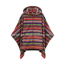High Quality on Sale Most Popular Fleece Blanket Poncho
