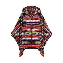 Высокое качество на продажу Самые популярные пончо одеяла из флиса