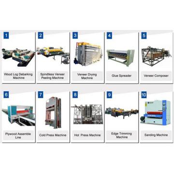 Оборудование для производства фанеры