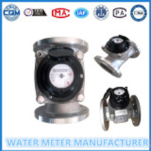 Water Flow Meter in Stainless Steel Body Shell Dn50-200.