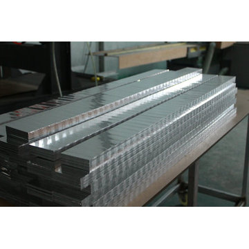 Unexpanded Aluminum Hoenycomb Core Slice