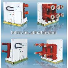 24kV haute tension intérieure disjoncteur sous vide / VCB