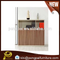 2015 Chinese popular hot sale wooden three doors cabinet