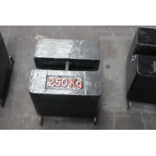 Pesos de Teste 250kg