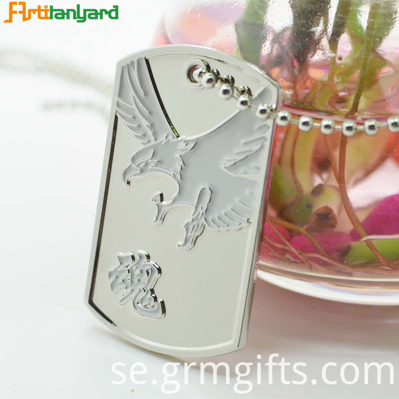Dog Tag Chain