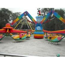 Crianças! Equipamento de diversão - Three Star Spinner