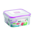 860ml Plastic Food Container Rectangle Shape