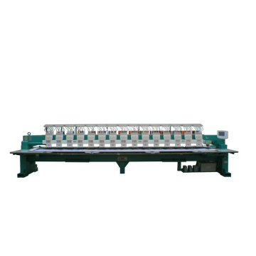 Hot sale High speed flat embroidery machine