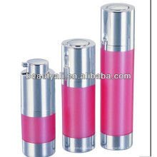 15ML 30ML 50ML Round Rotary Airless Bottle Cosmetic Twist Up Bottle Cosmetic Airless Pump Bottle