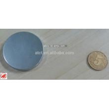 Imanes de disco D40x6 mm grandes del neodimio para la venta