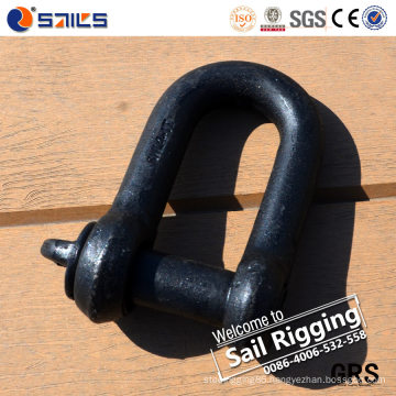Black China Supplier GB Shackle