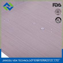 высокая температура тефлон PTFE покрытием из стекловолокна ткань