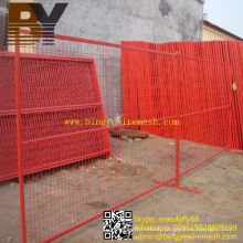 High Quality Canada Powder Coated Temporary Fence
