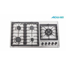 5 Burners Kitchen Gas Hob