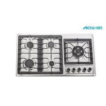 Кухонная плита с 5 конфорками